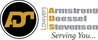 Armstrong Doessel Stevenson Lawyers – A.D.S. LAW logo
